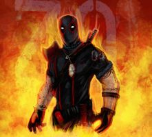DEADPOOL never die by suspension99