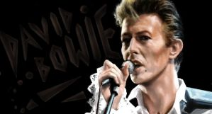 David Bowie by Ziggster