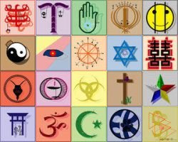 20 religions by czech-club