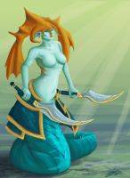 Naga Siren by Nebride