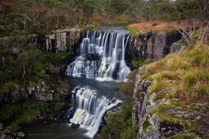 Ebor Falls by DrewHopper
