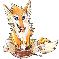 I made you a cake, but Ender eated it by Nestly