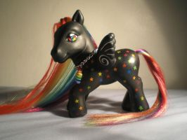 Galactic Rainbow by MissGriss