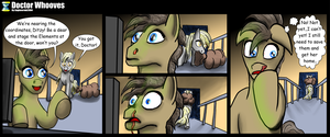 Doctor Whooves Comic 19 by engineermk2004