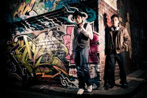 Stand Up Project 2 by rylphotography