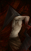 Pyramid Head by BlasticHeart