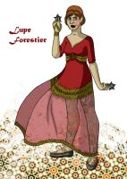Lupe Forestier by Cartoon-Trash