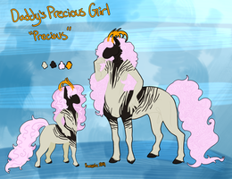 **Daddy's Precious Girl Reference Sheet by Kama-ItaeteXIII