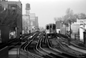 Chicago L XIII by DanielJButler