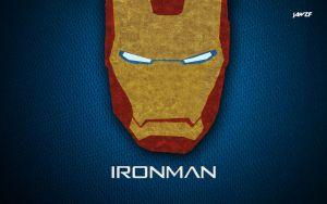 Iron Man Minimalistic by jawzf