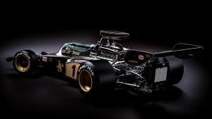 Lotus 72D Cosworth Emerson Fittipaldi by nancorocks