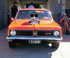 Holden HG Monaro by E1969R