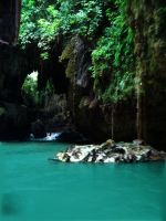 Green Canyon 2 by bumimanusiastock