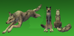 WOLFQUEST PACK preview [2/5] by 0Abarai0