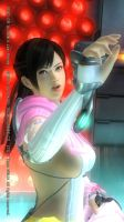 DEAD OR ALIVE 5 Last Round Kokoro35 by aponyan