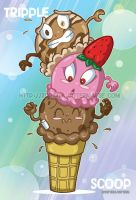 Cool Off Ice Cream by MaryBellamy