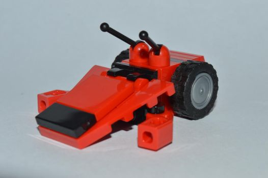 LEGO Thermidor II (No Printing) - Robot Wars by IHave2MuchFreeTime