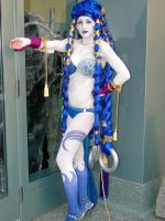 Shiva - Final Fantasy X by popecerebus