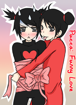 Pucca: Funny Love by Sennel