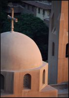 Egyptian Church by Snazz84