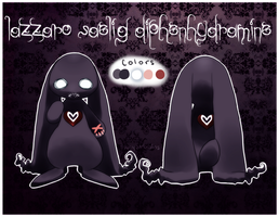 Lazzaro Saelig Dihpenhydramine by CthulhuFruitLoops
