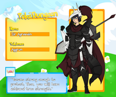 PD Diamond Leader: Sir Agravain by ccucco