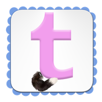 Tumblr FoxTail Icon by Mstrl