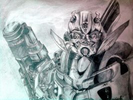 Bumblebee by DanloS