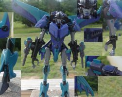 Slipstream custom animated prime hybrid by lovefistfury
