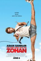 You Don't Mess with the Zohan by polaris
