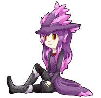 [GIFT] Yu the Mismagius by Muruni