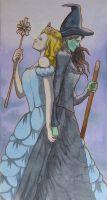 The wicked witches by Hanni-Elfe