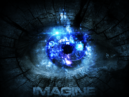 Imagine. by DarkiGFX