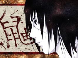 Itachi Wallpaper by kago-woo