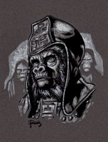PLANET OF THE APES by JollyGorilla