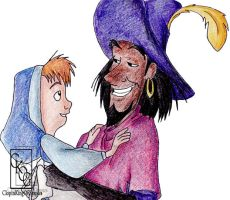 Clopin's Audiance Member by ClopinKingOfGypsies