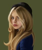 Chloe Grace Moretz by dreamermanga
