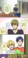 MakoHaru - Mood by Amanduur