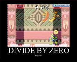 Divide by Zero by waraulol