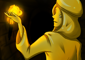 Stephano - This way, Pewdie. by Chiherah
