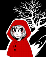Red Riding Hood by MorwenHelyanwe