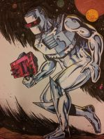 ROM Spaceknight....again. by dannphillips