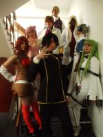 Code Geass by KellyJane