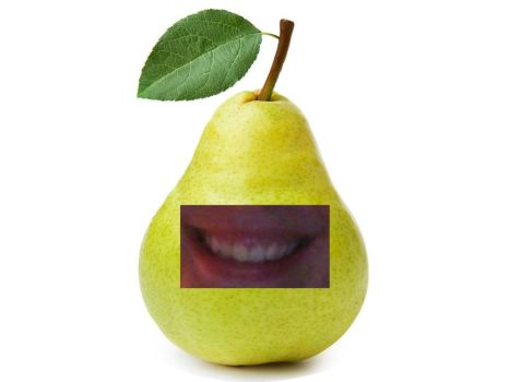Pear by nelehjr