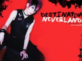 Aiji - Destination Neverland by KamiRenee
