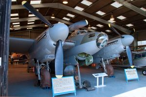 de Havilland Mosquito B.35 by Daniel-Wales-Images