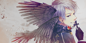 Prussia Sig by RAYAHH