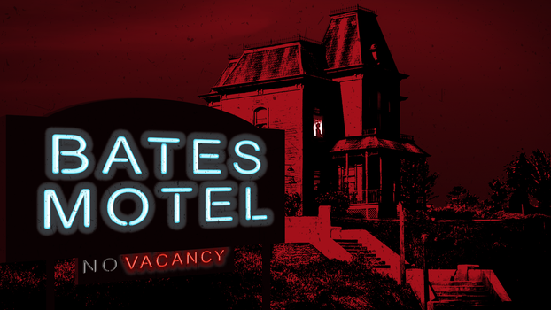 Bates Motel by IcarusBMC