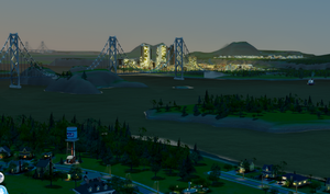 Matrioshka City In The Distance by Spacer176