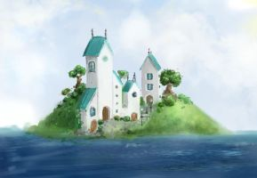 Island by MadOyster